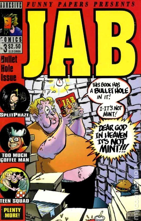 jab комиксы на русском