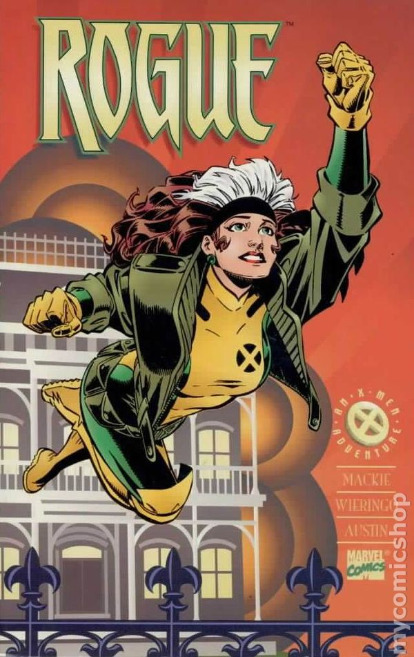 Rogue tpb 1994 marvel comic books
