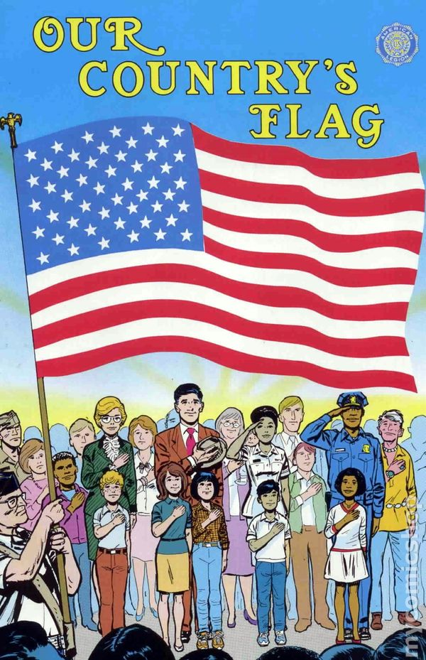 our flag essay in english