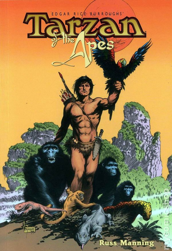 Tarzan of The Apes Book Tarzan of The Apes Tpb 1999