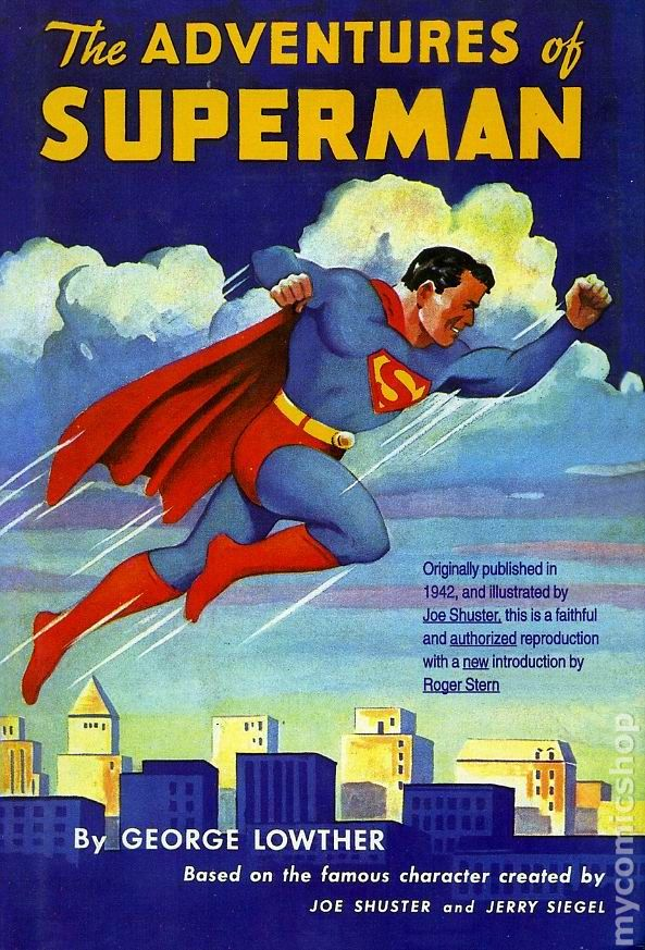 Superman 1950 Comic Adventures of Superman...