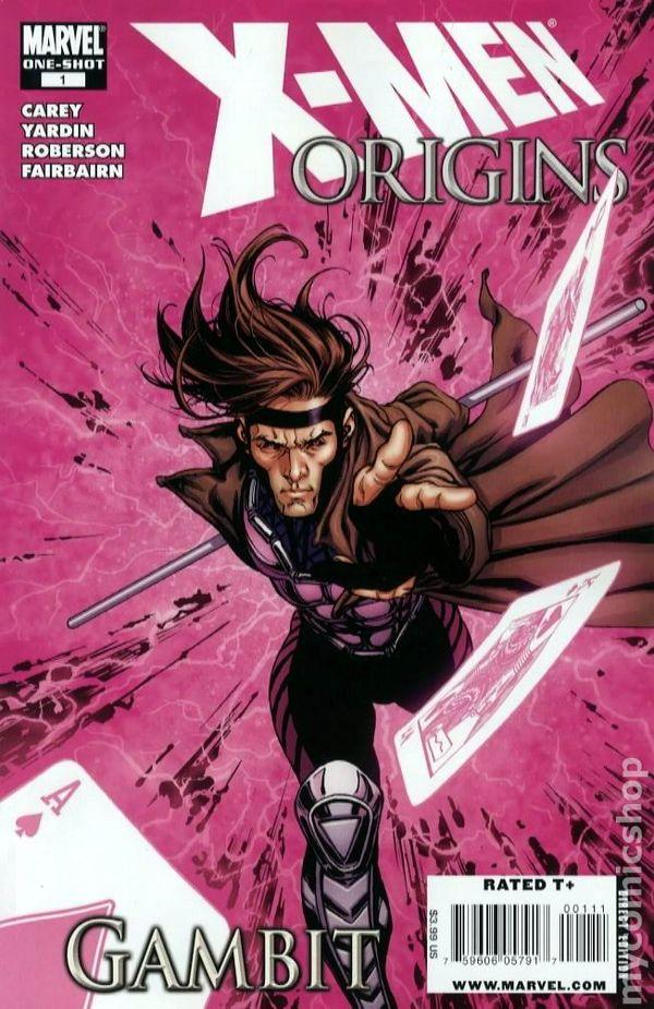Gambit Comic Art X-men origins gambit (2009) 1