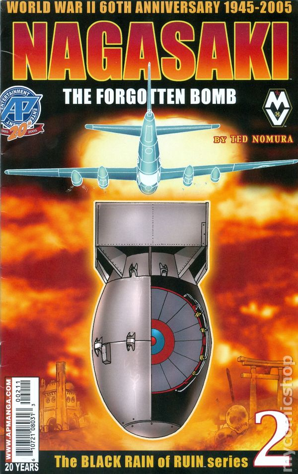 the issues dealt with in a book on the bombing of hiroshima Atom bomb fuss ell  writing on the forty-second anniversary of the atom-bombing of hiroshima and  by that time in his book wwii jones carefully prepares.