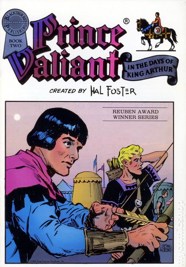 Prince Valiant - Page 5 1148543