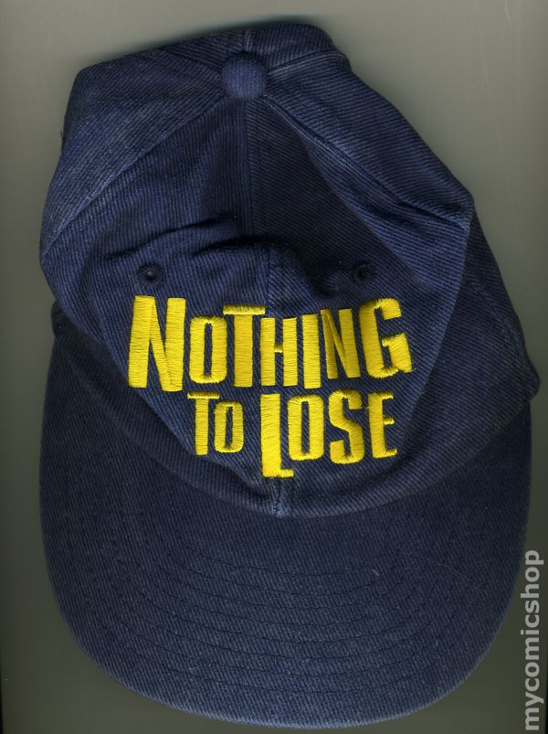 Nothing to lose promotional cap 1997 cap nm for Touchstone promotional products