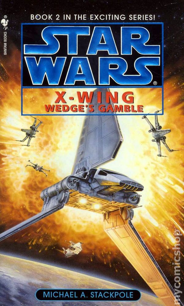 an analysis of star wars x wing rogue squadron a novel by michael a stackpole Written by michael a stackpole, narrated by anthony heald  star wars: the x-wing series, volume 1: rogue squadron  the first x-wing novel and possibly first .