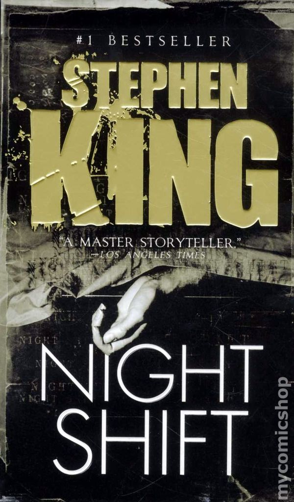 Night Shift PB (2011 Anchor Books Edition) Stephen King ...