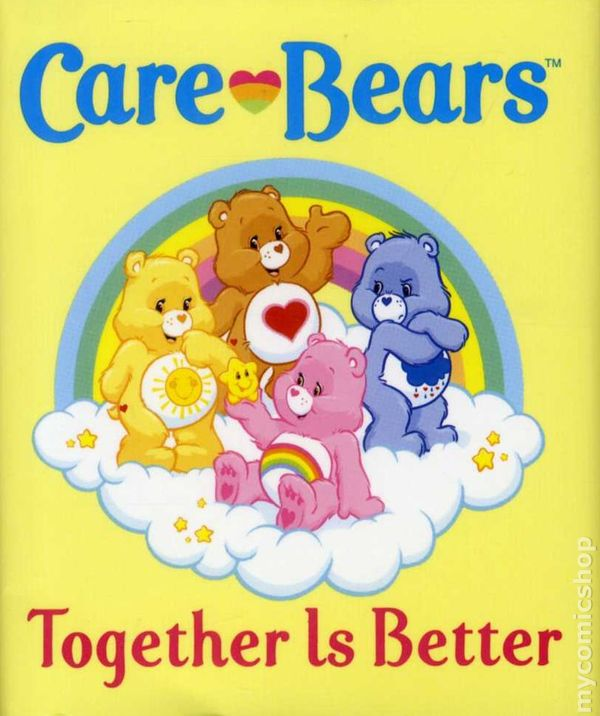 Care Bears: Special Delivery by Quinlan B. Lee 2004, Paperback