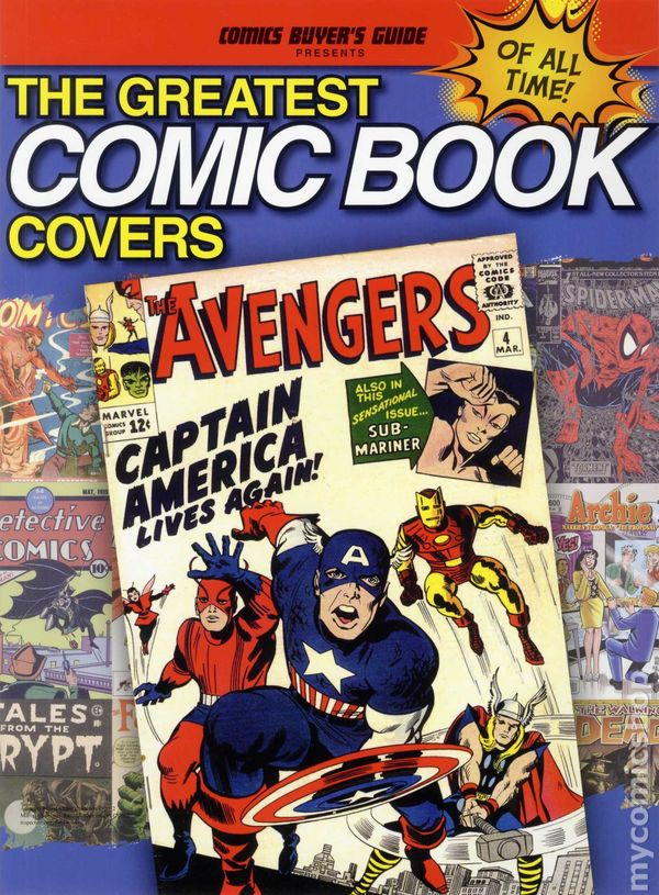 How To Make A Comic Book Cover In Photo : Greatest comic book covers of all time sc krause
