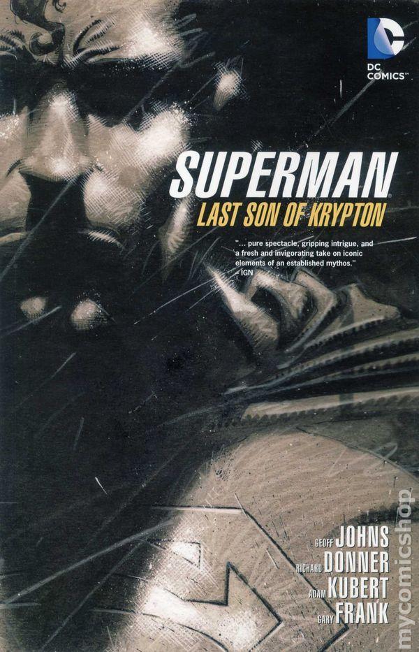 superman son of krypton