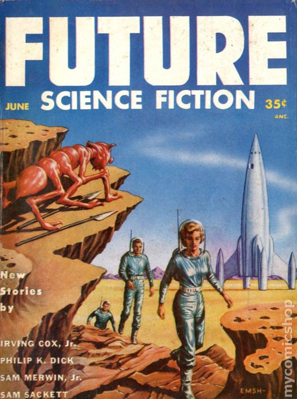 Book Cover Artist Science Fiction ~ Future science fiction pulp digest comic books