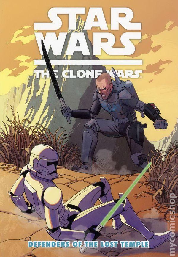 Star Wars Clone Wars Comic Books Star Wars Clone Wars Defenders