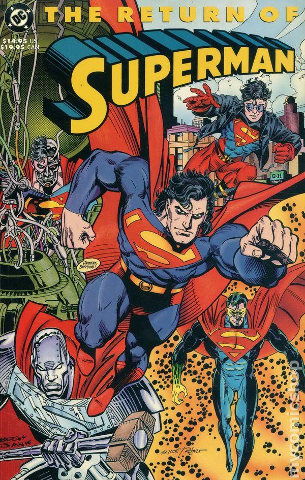 superman returns author - photo #28