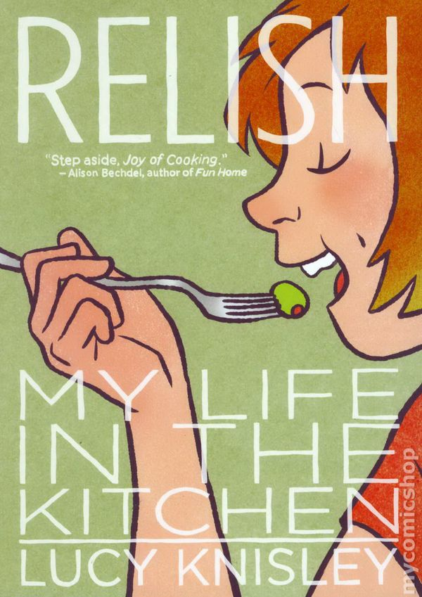 Relish: My Life in the Kitchen GN #1-1ST
