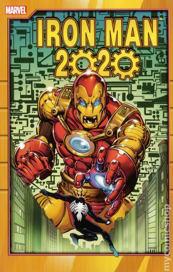 Iron man 2020 tpb 2013 marvel comic books - Marvel spiderman comics pdf ...