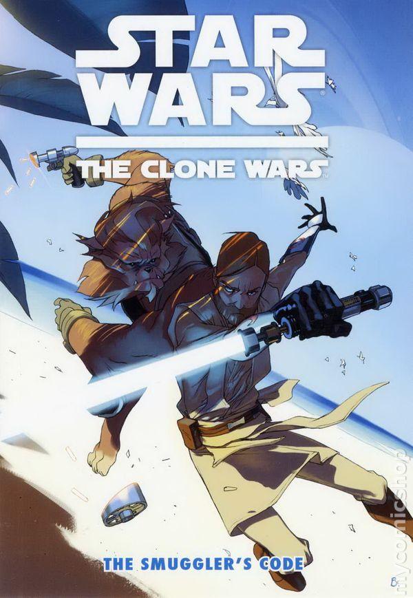 Star Wars Clone Wars Comic Books Star Wars The Clone Wars The