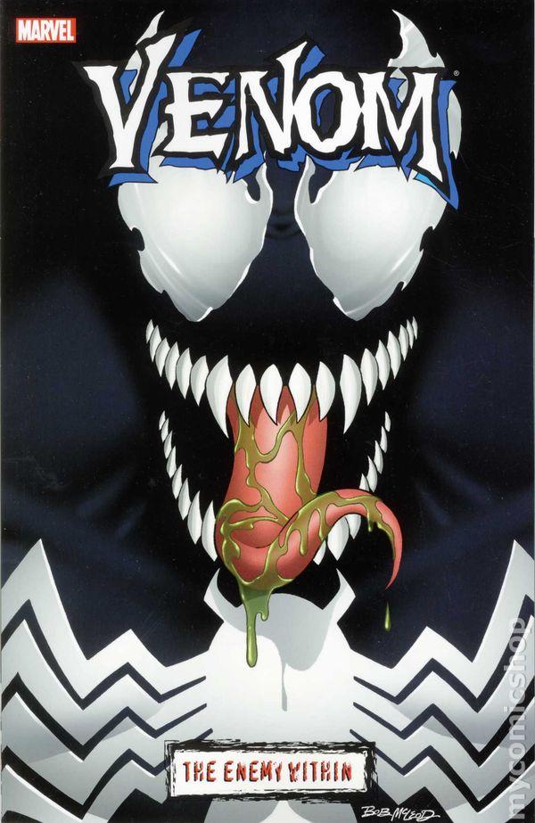 Venom The Enemy Within TPB (2013 Marvel) comic books