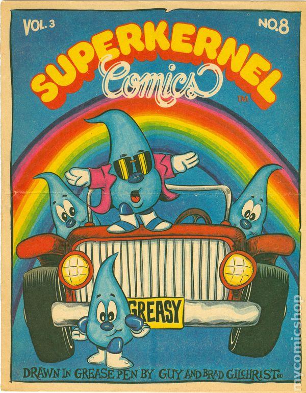 superkernel comics