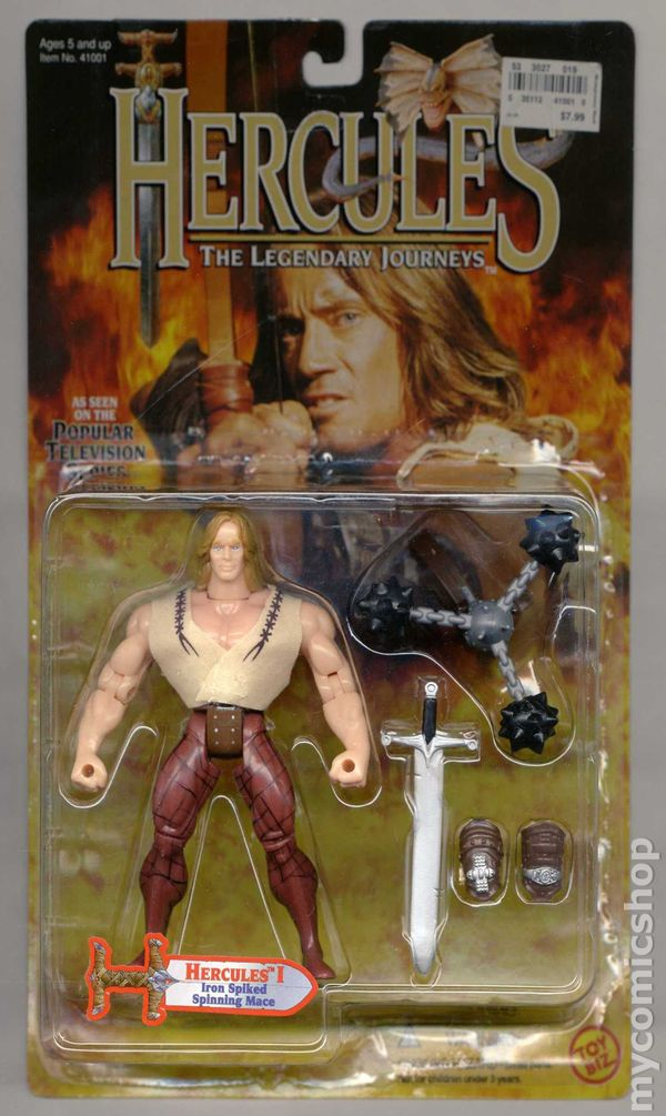 Toys For Hercules : Hercules the legendary journeys xena warrior princess