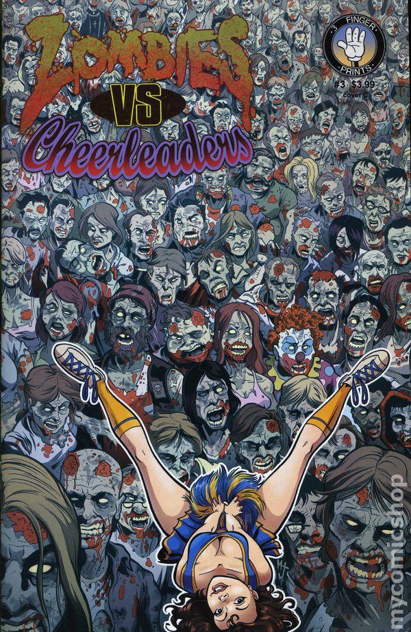 ZOMBIES vs CHEERLEADERS #1 (MOONSTONE/2010/GEEKTACULAR