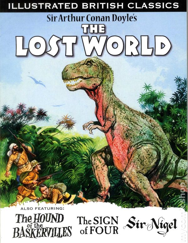 The Lost World ISBN 9781443432948 PDF epub | Sir Arthur ...