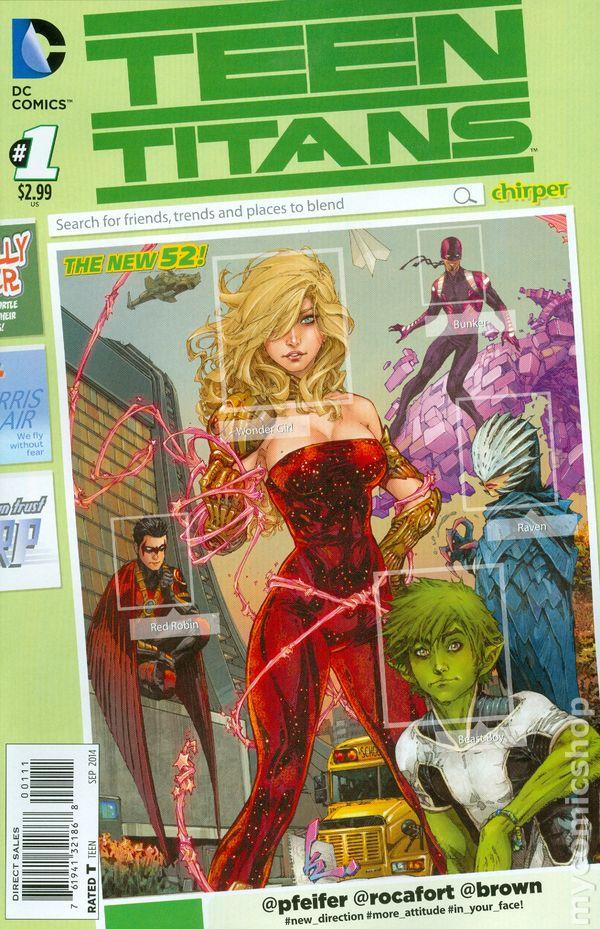Series teen issues series