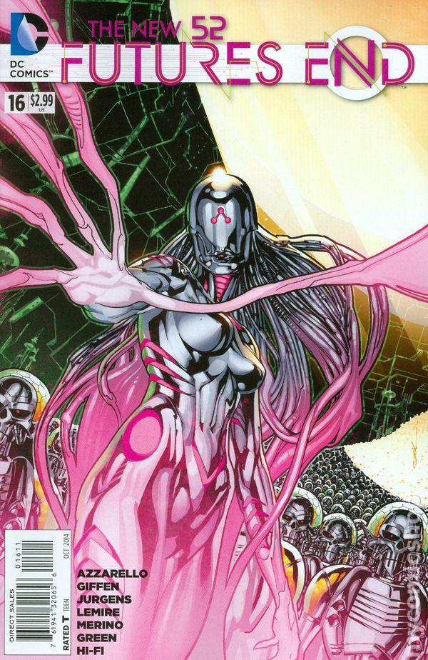 24 - [DC COMICS] Publicaciones Universo DC: Discusión General 2111333