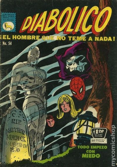 [Marvel] Daredevil: Discusión General 2145032