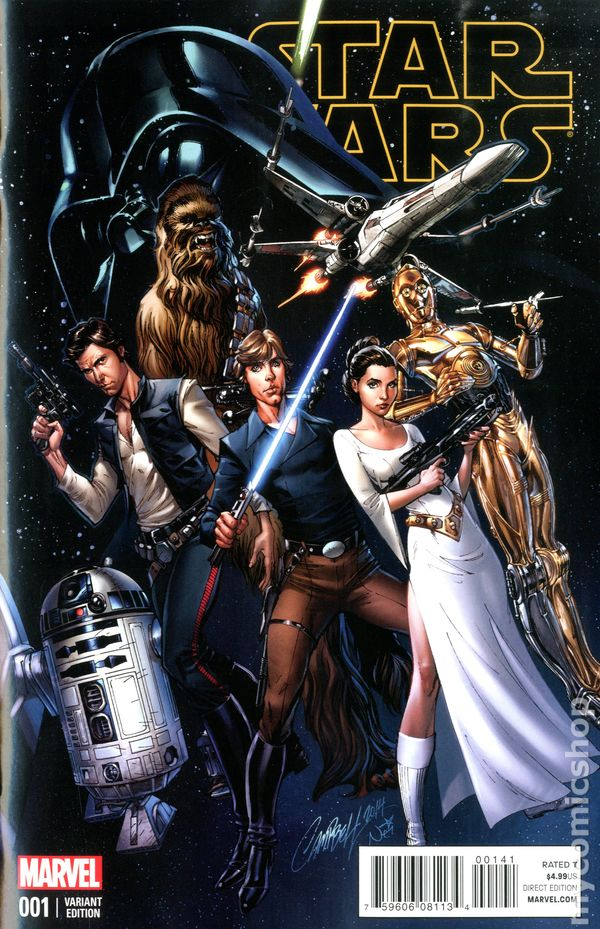 Star Wars comics