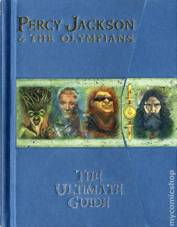 Percy Jackson and the Olympians: The Ultimate Guide - by ...
