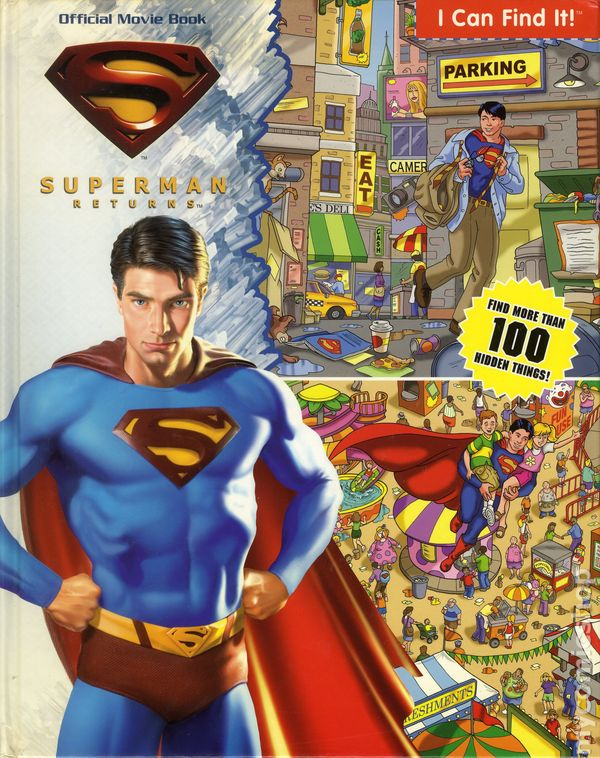 superman returns author -#main