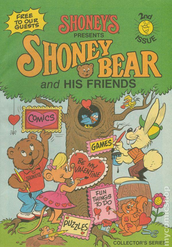 Shoney 39 s Presents Shoney Bear and His Friends 1986 Promo