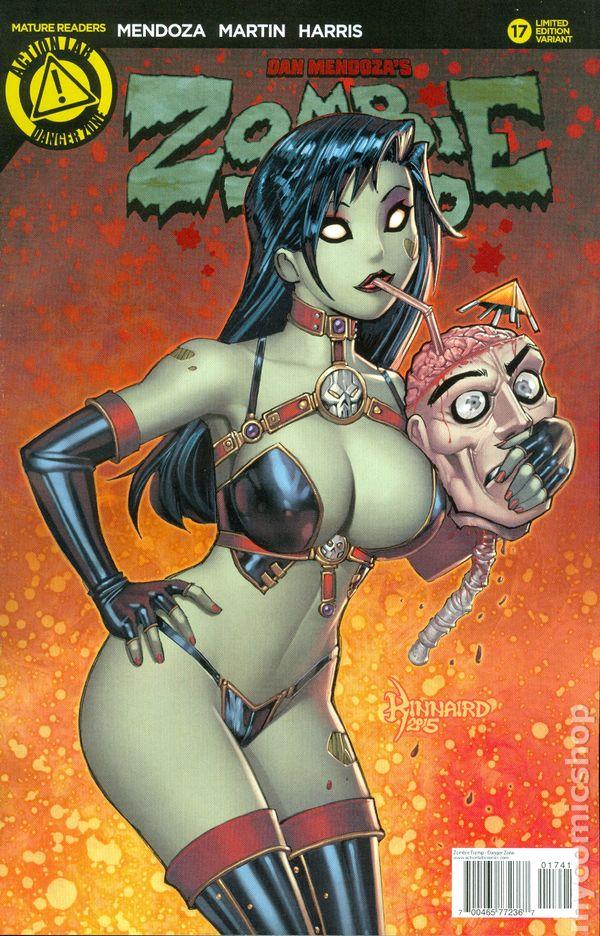 порно комикс с зомби № 142480 бесплатно