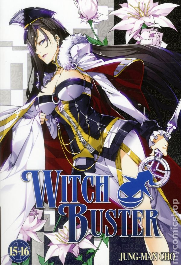 7 Witches Anime Characters : Witch buster tpb seven seas in comic books