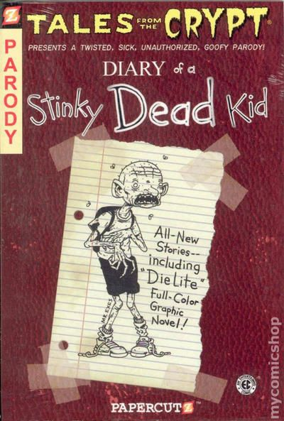 Diary Of A Wimpy Kid Stinky Dead Kid
