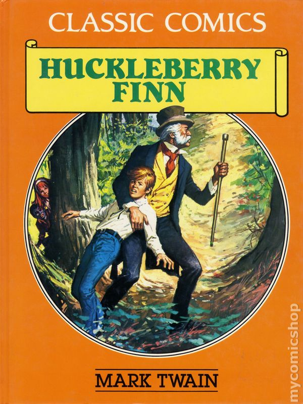 the inescapable dilemma in the novel huckleberry finn by mark twain Mark twain's huckleberry finn the novel is set in the 1930's in st petersburg, a fictitious place supposedly reminiscent of the town of hannibal, missouri the place where mark twain grew up it follows the events in the adventures of tom sawyer, also of the same author.