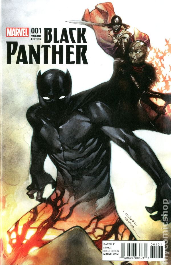 Book Cover Black Fusion : Black panther comic books
