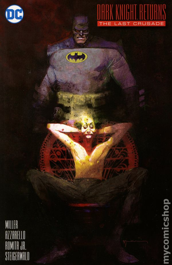 the dark knight returns comic book pdf