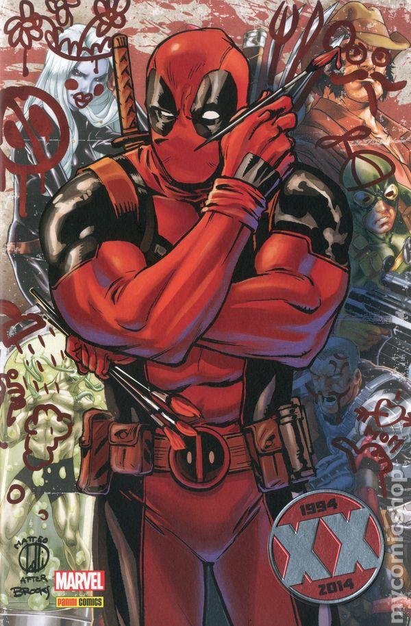 Deadpool 2012 3rd series italian edition comic books for Dead pool show in jaipur