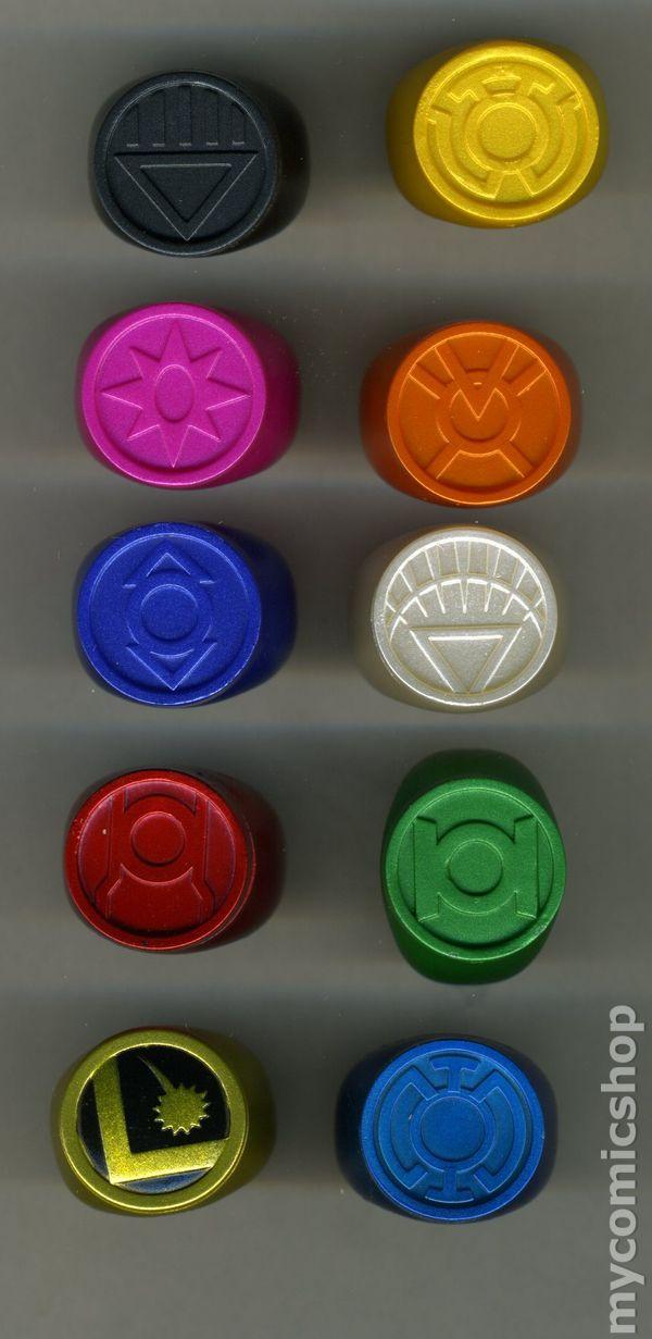 lantern ring colors