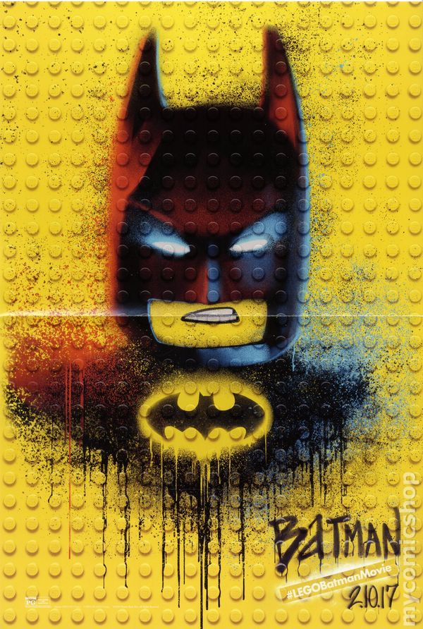 lego movie 2017 poster - photo #4