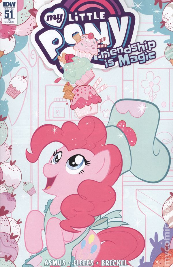Pity, my little pony friendship is magic cover