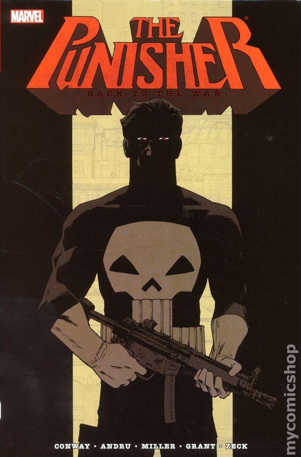 Punisher Back to War Omnibus HC #1A-1ST