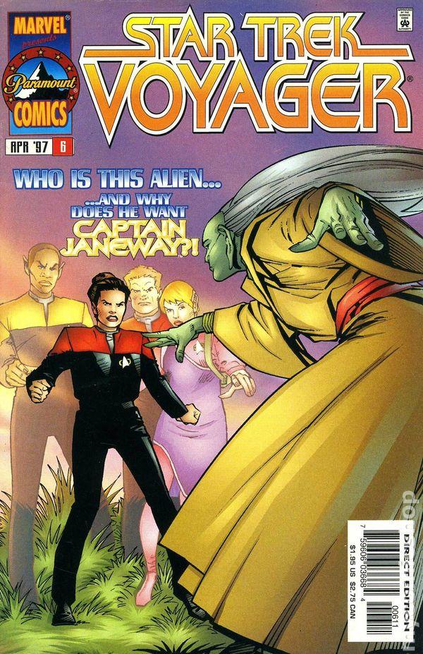 Star Trek: Voyager Books by John Gregory Betancourt ...