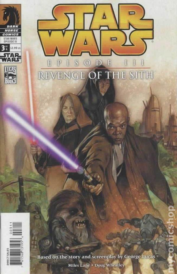 Revenge Of The Sith Scrapbook | Download eBook pdf, epub ...