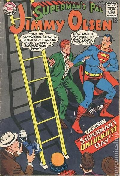 superman u0026 39 s pal jimmy olsen  1954  comic books