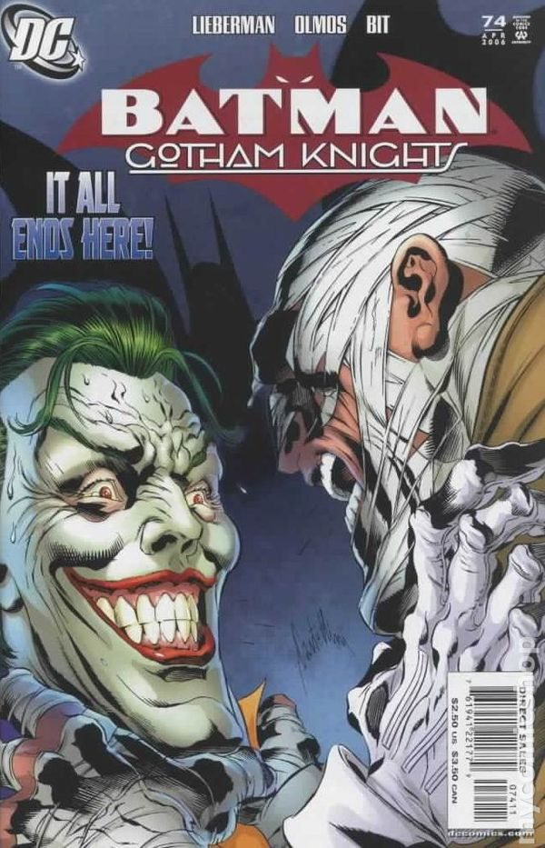 Batman Gotham Knights Comic Books