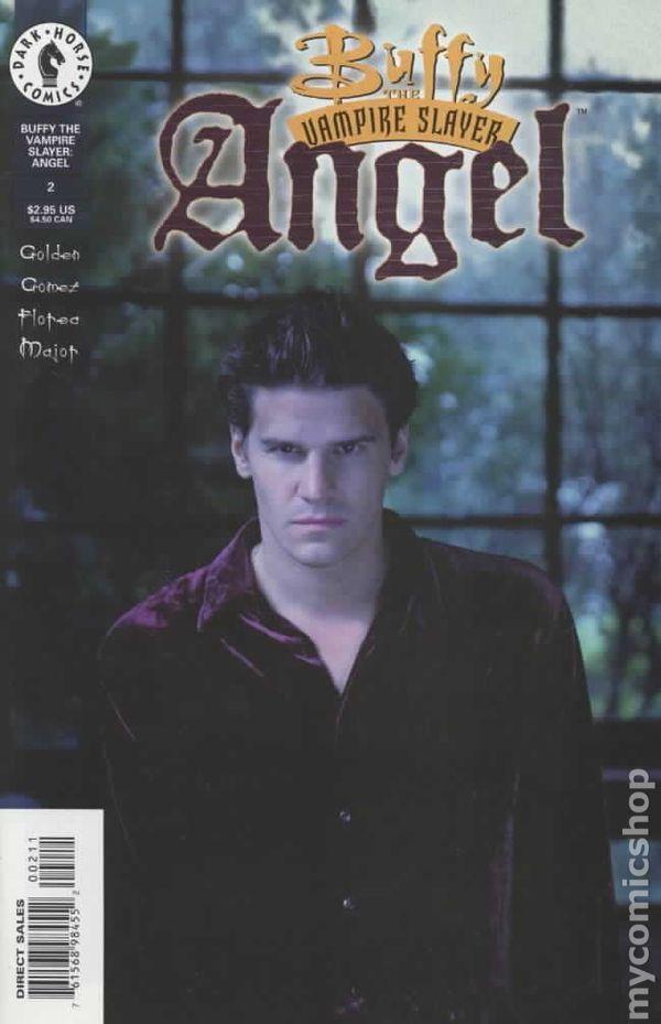 Buffy the Vampire Slayer Angel (1999) comic books