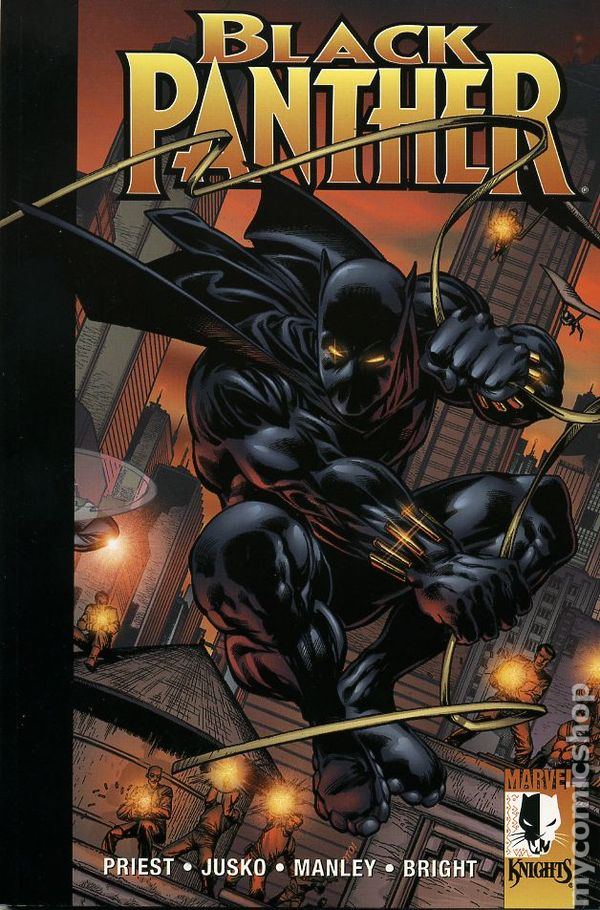 Black Panther Gangsters Black Panther Enemy of The