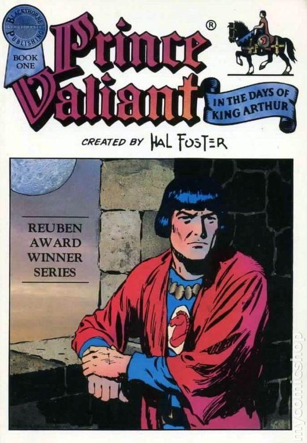 Prince Valiant - Page 5 596123